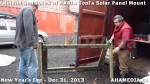 1 AHA MEDIA  sees HXBIA Tool build Solar Panel Mounting System on Tues Dec 31 2013 (165)