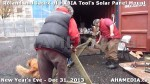 1 AHA MEDIA  sees HXBIA Tool build Solar Panel Mounting System on Tues Dec 31 2013 (171)