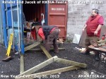 1 AHA MEDIA  sees HXBIA Tool build Solar Panel Mounting System on Tues Dec 31 2013 (173)