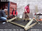 1 AHA MEDIA  sees HXBIA Tool build Solar Panel Mounting System on Tues Dec 31 2013 (178)