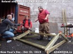 1 AHA MEDIA  sees HXBIA Tool build Solar Panel Mounting System on Tues Dec 31 2013 (179)