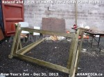 1 AHA MEDIA  sees HXBIA Tool build Solar Panel Mounting System on Tues Dec 31 2013 (199)