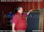1 AHA MEDIA  sees HXBIA Tool build Solar Panel Mounting System on Tues Dec 31 2013 (21)