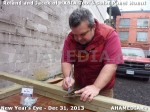 1 AHA MEDIA  sees HXBIA Tool build Solar Panel Mounting System on Tues Dec 31 2013 (34)