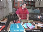 1 AHA MEDIA  sees HXBIA Tool build Solar Panel Mounting System on Tues Dec 31 2013 (4)
