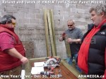 1 AHA MEDIA  sees HXBIA Tool build Solar Panel Mounting System on Tues Dec 31 2013 (53)