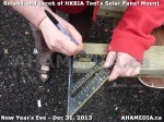 1 AHA MEDIA  sees HXBIA Tool build Solar Panel Mounting System on Tues Dec 31 2013 (75)