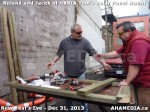 1 AHA MEDIA  sees HXBIA Tool build Solar Panel Mounting System on Tues Dec 31 2013 (86)