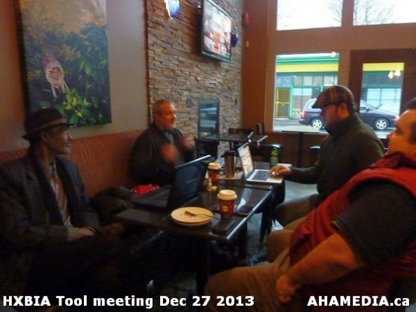1 AHA MEDIA sees HXBIA Tool meeting in Vancouver
