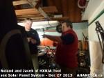 1 AHA MEDIA sees Roland Clarke and Jacek Lorek with Solar Panel system