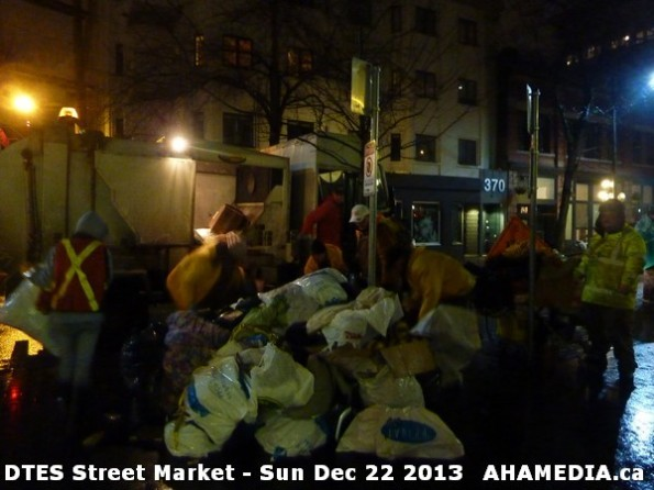 10 AHA MEDIA at DTES Street Market Sun Dec 22 2013