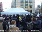 10 AHA MEDIA at DTES Street Market - Sun Dec1 2013
