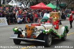 100 AHA MEDIA at 10th Annual Rogers Santa Claus Parde in Vancouver 2013