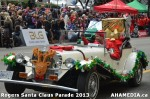 101 AHA MEDIA at 10th Annual Rogers Santa Claus Parde in Vancouver 2013