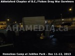 110 AHA MEDIA at BC Yukon Drug War Survivors Homeless Standoff in Jubilee Park, Abbotsford, B.C.