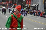 111 AHA MEDIA at 10th Annual Rogers Santa Claus Parde in Vancouver 2013