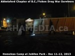 113 AHA MEDIA at BC Yukon Drug War Survivors Homeless Standoff in Jubilee Park, Abbotsford, B.C.