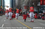 121 AHA MEDIA at 10th Annual Rogers Santa Claus Parde in Vancouver 2013