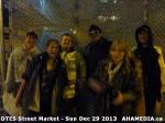 121 AHA MEDIA  sees DTES Street Market on Sun Dec 292013