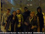 121 AHA MEDIA  sees DTES Street Market on Sun Dec 29 2013