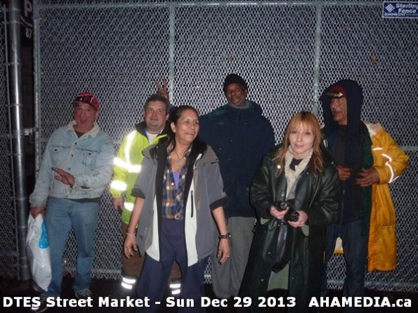 122 AHA MEDIA  sees DTES Street Market on Sun Dec 29 2013