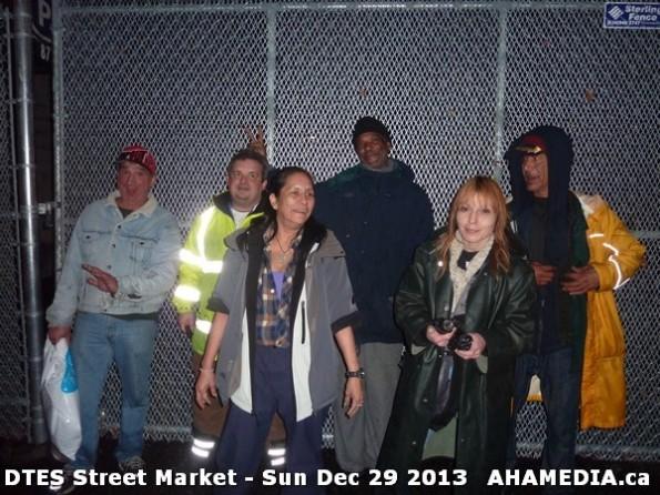 122 AHA MEDIA  sees DTES Street Market on Sun Dec 29 2013