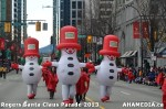 123 AHA MEDIA at 10th Annual Rogers Santa Claus Parde in Vancouver 2013