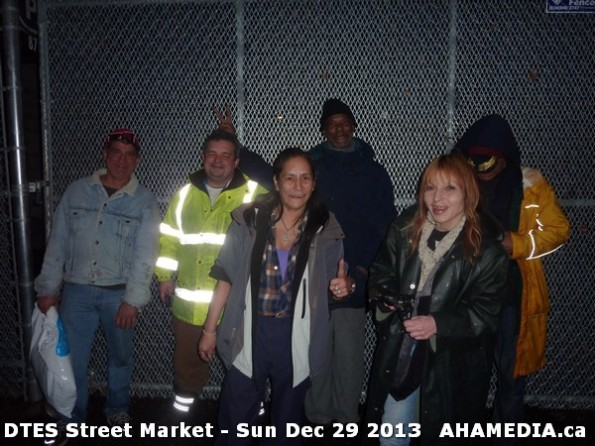 123 AHA MEDIA  sees DTES Street Market on Sun Dec 29 2013