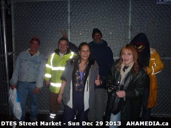 123 AHA MEDIA  sees DTES Street Market on Sun Dec 29 2013