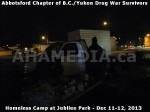 126 AHA MEDIA at BC Yukon Drug War Survivors Homeless Standoff in Jubilee Park, Abbotsford, B.C.