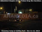 131 AHA MEDIA at BC Yukon Drug War Survivors Homeless Standoff in Jubilee Park, Abbotsford, B.C.