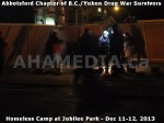 145 AHA MEDIA at BC Yukon Drug War Survivors Homeless Standoff in Jubilee Park, Abbotsford, B.C.