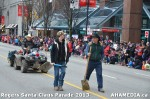 156 AHA MEDIA at 10th Annual Rogers Santa Claus Parde in Vancouver 2013