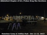 16 AHA MEDIA at BC Yukon Drug War Survivors Homeless Standoff in Jubilee Park, Abbotsford, B.C.