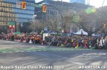 17 AHA MEDIA at 10th Annual Rogers Santa Claus Parde in Vancouver 2013