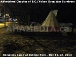17 AHA MEDIA at BC Yukon Drug War Survivors Homeless Standoff in Jubilee Park, Abbotsford, B.C.