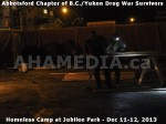183 AHA MEDIA at BC Yukon Drug War Survivors Homeless Standoff in Jubilee Park, Abbotsford,B.C.