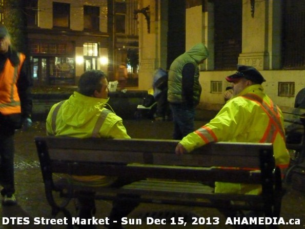193 AHA MEDIA at DTES Street Market in Vancouver - Sun Dec 15, 2013