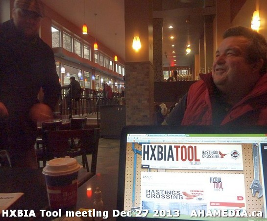 2 AHA MEDIA sees HXBIA Tool meeting in Vancouver