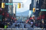 20 AHA MEDIA at 10th Annual Rogers Santa Claus Parde in Vancouver 2013