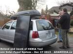 20 AHA MEDIA sees Roland Clarke and Jacek Lorek with Solar Panel system