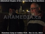 205 AHA MEDIA at BC Yukon Drug War Survivors Homeless Standoff in Jubilee Park, Abbotsford, B.C.