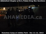 214 AHA MEDIA at BC Yukon Drug War Survivors Homeless Standoff in Jubilee Park, Abbotsford, B.C.