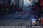 22 AHA MEDIA at 10th Annual Rogers Santa Claus Parde in Vancouver 2013