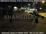 22 AHA MEDIA at BC Yukon Drug War Survivors Homeless Standoff in Jubilee Park, Abbotsford, B.C.