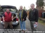 22 AHA MEDIA sees Roland Clarke and Jacek Lorek with Solar Panel system