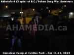 232 AHA MEDIA at BC Yukon Drug War Survivors Homeless Standoff in Jubilee Park, Abbotsford, B.C.