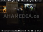 234 AHA MEDIA at BC Yukon Drug War Survivors Homeless Standoff in Jubilee Park, Abbotsford, B.C.