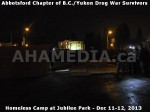 241 AHA MEDIA at BC Yukon Drug War Survivors Homeless Standoff in Jubilee Park, Abbotsford, B.C.