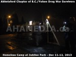 244 AHA MEDIA at BC Yukon Drug War Survivors Homeless Standoff in Jubilee Park, Abbotsford, B.C.